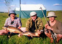 рыбалка в деревне в беларуси